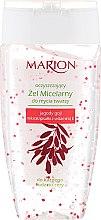 Voňavky, Parfémy, kozmetika Micelárny make-up odstraňovač gél s plodmi Goji a vitamínom E - Marion Micelar Gel