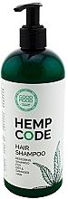 Voňavky, Parfémy, kozmetika Šampón na regeneráciu vlasov s konopným olejom - Good Mood Hemp Code Hair Shampoo