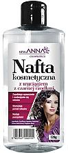 """Voňavky, Parfémy, kozmetika Kondicionér na vlasy """"Petrolej s čiernou reďkovkou"""" - New Anna Cosmetics"""