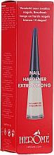 Voňavky, Parfémy, kozmetika Prostriedky na spevnenie nechtov - Herome Nail Hardener Extra Strong
