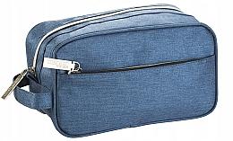Voňavky, Parfémy, kozmetika Pánska kozmetická taška a organizér, svetlo modrá - Inter-Vion