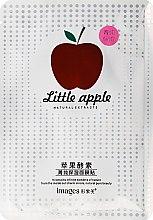 Látková maska na tvár s malým jablkom - Images Natural Extract Little Apple Sheet Mask — Obrázky N1