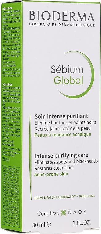 Liečebná starostlivosť - Bioderma Sebium Global