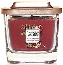 Aromatická sviečka - Yankee Candle Elevation Holiday Pomegranate — Obrázky N2