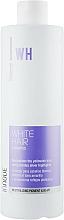 Voňavky, Parfémy, kozmetika Šampón na neutralizáciu žltého odtieňa - Kosswell Innove Professional White Hair Shampoo