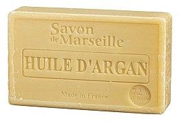 Voňavky, Parfémy, kozmetika Mydlo - Le Chatelard 1802 Savon de Marseille Huile Argan Soap