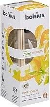 """Voňavky, Parfémy, kozmetika Aromatický difúzor """"Mango a Bergamot"""" - Bolsius Fragrance Diffuser True Moods Feel Happy"""