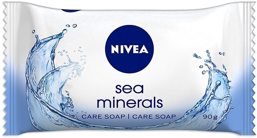 """Hydratačné mydlo """"Čerstvé morské minerály"""" - Nivea Sea Minerals Soap — Obrázky N1"""