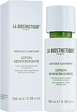 Voňavky, Parfémy, kozmetika Hĺbkovo čistiaci lotion pre mastnú pleť - La Biosthetique Methode Clarifiante Lotion Desincrustante