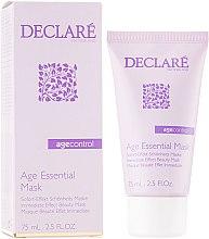 Voňavky, Parfémy, kozmetika Maska proti starnutiu okamžitého účinku - Declare Age Control Age Essential Mask