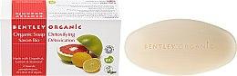"Voňavky, Parfémy, kozmetika Mydlo ""Detox"" - Bentley Organic Body Care Detoxifying Soap Bar"