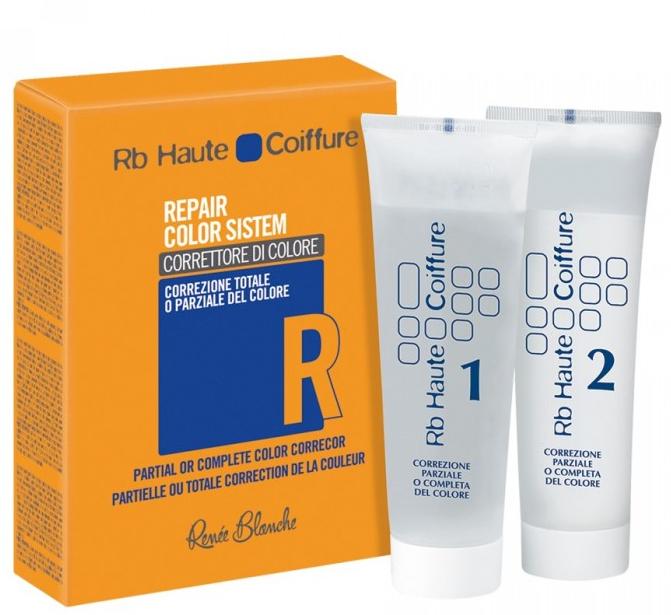 Prostriedok pre odstránenie umelého pigmenta - H.Zone Rapair Color System