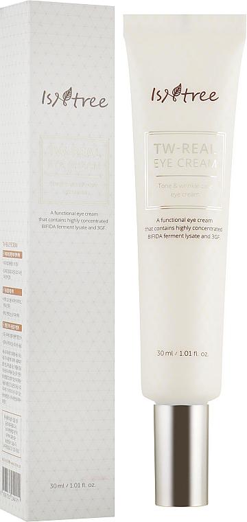 Krém na pokožku okolo očí - IsNtree TW-Real Eye Cream