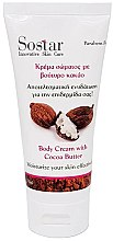Voňavky, Parfémy, kozmetika Krém na telo - Sostar Focus Moisturizing Body Cream With Cocoa Butter