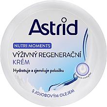 Voňavky, Parfémy, kozmetika Výživný regeneračný krém - Astrid Nutri Moments Nourishing Regenerating Cream