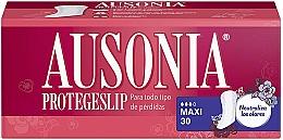 Voňavky, Parfémy, kozmetika Každodenné hygienické vložky, 30 ks - Ausonia Protegeslip Maxi