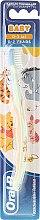 """Zubná kefka, mäkká, """"Tiger"""", zeleno-oranžová - Oral-B Baby — Obrázky N1"""