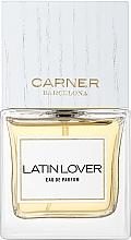 Voňavky, Parfémy, kozmetika Carner Barcelona Latin Lover - Parfumovaná voda