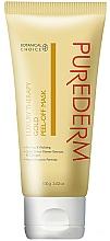 """Voňavky, Parfémy, kozmetika Maska film pre tvár """"Zlato"""" - Purederm Luxury Therapy Gold Peel-Off Mask"""
