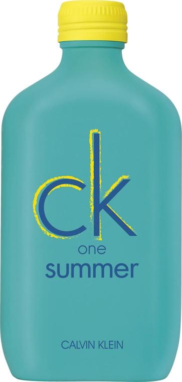 Calvin Klein CK One Summer 2020 - Toaletná voda
