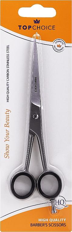 Kadernícke nožnice matné 15.5/17 cm, veľkosť L, 20322 - Top Choice