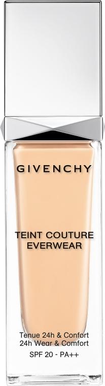 tónový krém - Givenchy Teint Couture Everwear SPF20/PA++