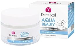 Voňavky, Parfémy, kozmetika Zvlhčujúci krém pre tvár - Dermacol Aqua Beauty Moisturizing Cream