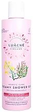 Voňavky, Parfémy, kozmetika Zjemňujúci sprchový krémový gél na suchú pokožku - Lumene Nordic Care Creamy Shower Gel