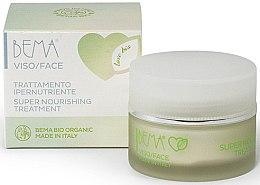 Voňavky, Parfémy, kozmetika Výživný krém pre tvár - Bema Cosmetici Love Bio Super Nourishing Treatment