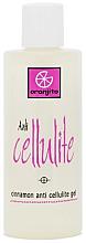Voňavky, Parfémy, kozmetika Anticelulitídny gél so škoricou - Oranjito Anti-Cellulite Gel