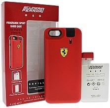 Voňavky, Parfémy, kozmetika Ferrari Scuderia Ferrari Red - Sada (edt/ref/25ml + case)