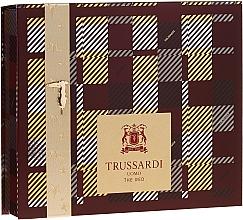Voňavky, Parfémy, kozmetika Trussardi Uomo The Red - Sada (edt/50ml + sh/gel/100ml)