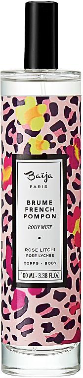 Telový sprej - Baija French Pompon Body Mist — Obrázky N1
