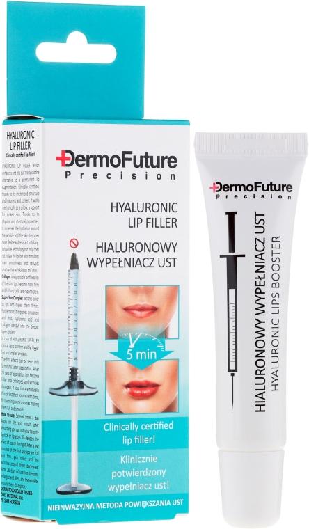 Hyaluronový maximizer na pery - DermoFuture Precision Hyaluronic Lip