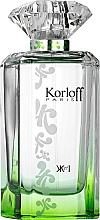 Voňavky, Parfémy, kozmetika Korloff Paris Kn°I - Toaletná voda