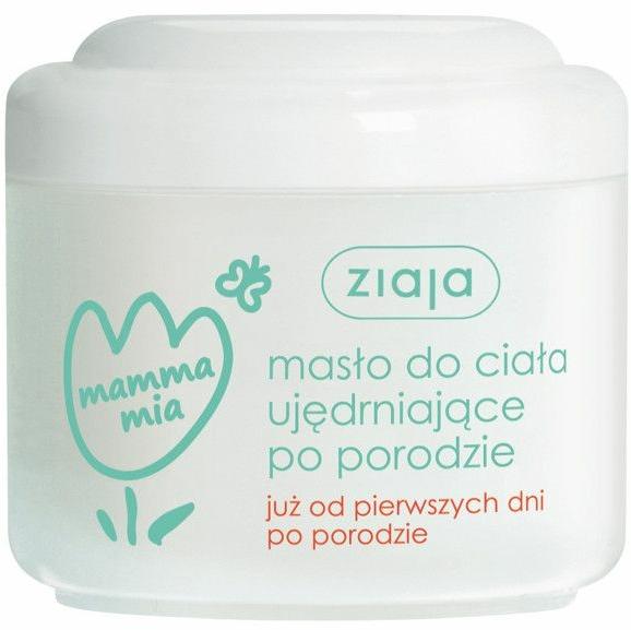"""Telový olej posilnenie """"Mamma Mia"""" - Ziaja Body Oil"""