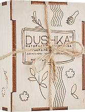 Voňavky, Parfémy, kozmetika Tvrdý šampón pre mastné a normálne vlasy - Dushka