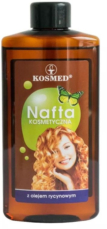 Kozmetická ropa s ricínovým olejom - Kosmed