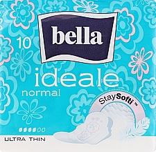 Voňavky, Parfémy, kozmetika Hygienické vložky Ideale Ultra Normal StaySofti, 10 ks - Bella