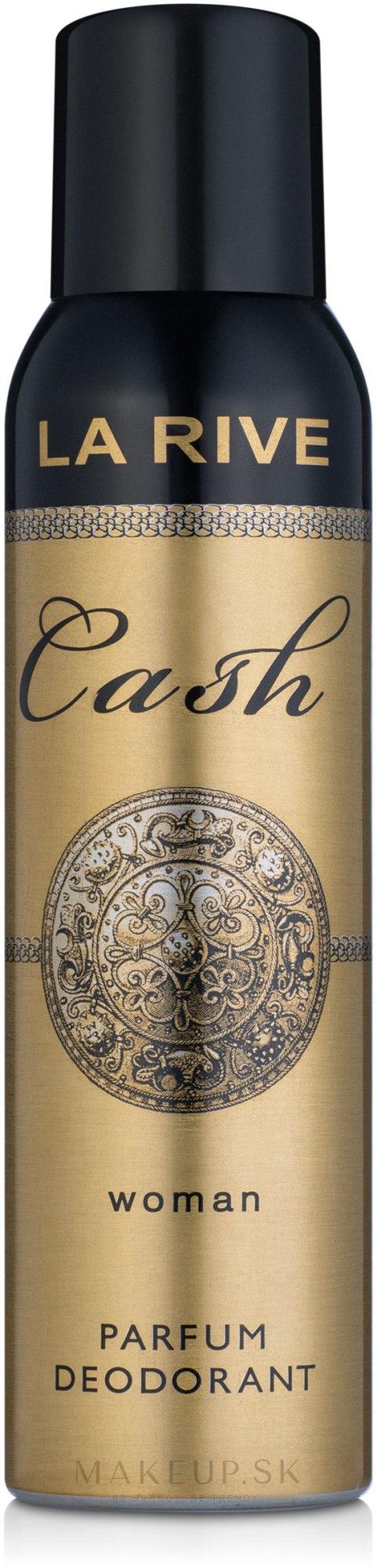 La Rive Cash Woman - Dezodorant — Obrázky 150 ml