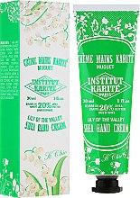 Voňavky, Parfémy, kozmetika Krém na ruky - Institut Karite So Chic Hand Cream Lily Of The Valley