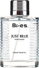 Voňavky, Parfémy, kozmetika Bi-es Just Blue Pour Homme - Toaletná voda