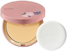 Voňavky, Parfémy, kozmetika Kompaktný púder na tvár - Pupa Bride & Maids Compact Setting Powder