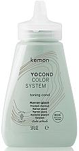 Voňavky, Parfémy, kozmetika Farbiaci kondicionér Studený gaštan - Kemon Yo Cond Color System