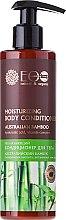 """Voňavky, Parfémy, kozmetika Zvlhčujúci kondicionér pre telo """"Austrálsky bambus"""" - ECO Laboratorie Natural & Organic"""
