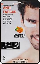 Očné vankúšiky - Iroha Nature Anti-Fatigue Energy Vitamin Complex — Obrázky N1