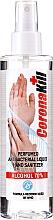 Voňavky, Parfémy, kozmetika Antibakteriálny tekutý dezinfekčný prostriedok na ruky, v spreji - Lazell CoronaKill Hand Sanitizer