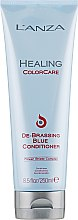 Voňavky, Parfémy, kozmetika Kondicionér na odstránenie ryšavosti - L'anza Healing ColorCare De-Brassing Blue Conditioner