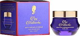 Voňavky, Parfémy, kozmetika Krém proti vráskam ochranno-regeneračný - Pani Walewska Classic Anti-Wrinkle Day And Night Cream