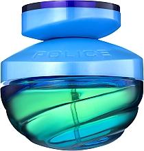 Voňavky, Parfémy, kozmetika Police Blue Desire - Toaletná voda